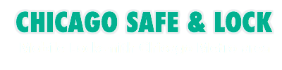 chicago safe and lock logo